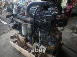1986 Mack EM6-237 Turbo Diesel Engine LOW MILES! RUNS MINT! E6 Truck