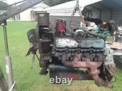 1989 Navistar 7.3l diesel engine international Core