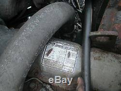 1991 Ford 6.6L Turbo Diesel Engine, F700, F750, F800 Parts