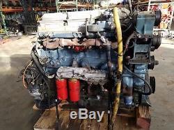 1993 Detroit 12.7l Ddec 2 Used Engine 450hp
