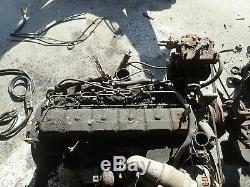 1994 International DT466 Turbo Diesel Engine RUNS EXC. VIDEO! LOW MILES IH Truck