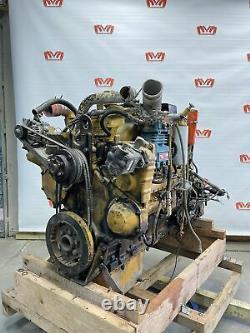 1995 CATERPILLAR 3406B COMPLETE ENGINE 354K MILES Clutch Turbo Compressor Reb