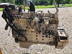 1997 Cummins 5.9 12 Valve Mechanical Engine, 6BT, P-Pump, CPL1815, Runs Great