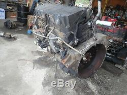 1998 Cummins M11-330E Turbo Diesel Engine GOOD RUNNER! 330 HP Truck L10