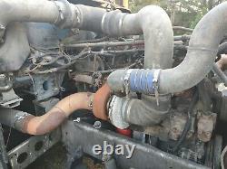 1998 Cummins N14 Red Top 465+ complete running engine withengine brake