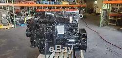 1999 CUMMINS N14 CELECT PLUS DIESEL ENGINE with JAKES BRAKES CPL 2591 RED TOP