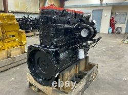 1999 Cummins N14 Redtop Celect Plus 435HP CPL 2391 Rebuild Diesel Engine ESN#11