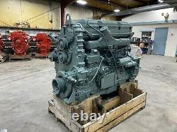 1999 Detroit 60 Series 12.7 HP500-550 SN 06R0697683 NO EGR Diesel Engine Asembly