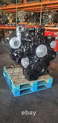 2000 CUMMINS N14 CELECT PLUS DIESEL ENGINE with JAKES BRAKES CPL 2591 RED TOP