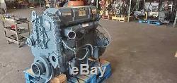 2000 Detroit Diesel Series 60 12.7 Non Egr Block And Crankshaft Engine