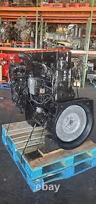 2001 CUMMINS N14 CELECT PLUS DIESEL ENGINE with JAKES BRAKES CPL 2591 RED TOP