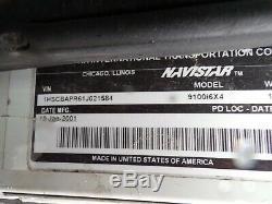 2001 Cummins ISX 450 Engine complete running, 351,838 miles