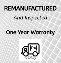 2003 2007 Cummins Isx Oem Egr Cooler No Core 1 Year Warranty Reman 9723