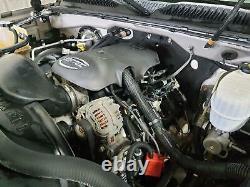 2003-2007 SIERRA SILVERADO 1500 2500 3500 PICKUP Engine 6.0L (VIN U) gasoline