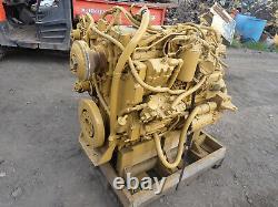 2003 Caterpillar 3126 Turbo Diesel Engine LOW MILES! 275 HP! Truck CAT 7.2
