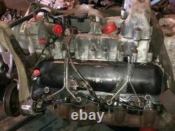 2003 Chevy 6.5l Turbo Diesel (very low mileage)