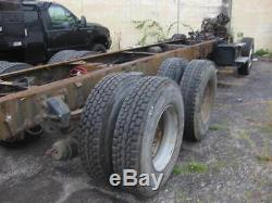 2003 Freightliner Fl106 Rolling Chassis With Engine, Trans And Diff