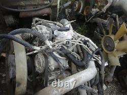2003 GMC 4500 6.6 L Duramax Diesel Engine RUNS EXC! 6.6L Isuzu Chevrolet Chevy