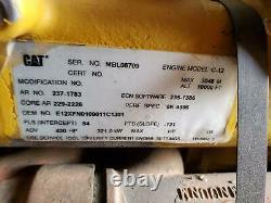 2004 Peterbuilt Cat C-12 Used Engine 430hp Serial# Mbl08709 E12xfn0109011c1301