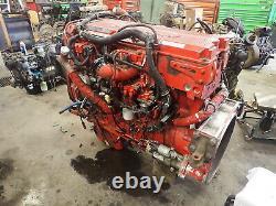 2005 Cummins ISX 15 Turbo Diesel Engine RUNS EXC. Truck 435 HP