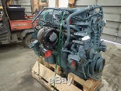 2005 Detroit Diesel 12.7 L Series 60 Turbo Engine RUNS GOOD! 12.7L Truck