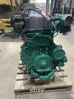 2005 Volvo D12 Engine 12.1 Liter N1639550 VED12D435 435 HP