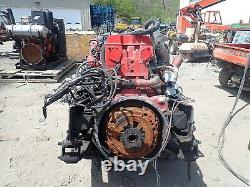 2006 Cummins ISX 15 Turbo Diesel Engine FRAMECUT RUNS EXC! Truck 385 HP OHC