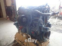 2006 Detroit Diesel Series 60 12.7 L Turbo Engine RUNS GOOD! 455 HP 12.7L