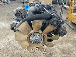 2006 Ford 6.0 Powerstroke Engine 235Hp For Parts / Core / Rebuild Turns 360