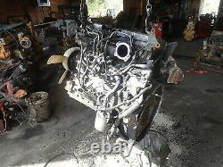 2006 Isuzu 4HK1TC Turbo Diesel Engine TAKEOUT 4HK1 NPR Truck