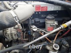 2007 Mercedes Om 460 La, Mbe 4000 Used Engine 450hp
