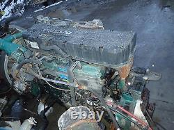 2007 Volvo D12 Turbo Diesel Engine GOOD RUNNER Truck D-12 395 HP