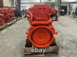 20082010 CUMMINS ISX CM871 450HP CPL2732 ESN 79393035 Truck Diesel Engine