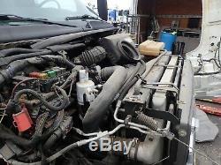 2008 Chevrolet C4500 / C5500 6.6l Duramax Diesel Complete Engine And Trans