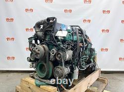 2008 VOLVO D13 COMPLETE ENGINE WithECM, 338HP 600K MILES