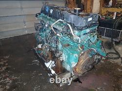 2008 Volvo D13 Turbo Diesel Engine 485 HP GOOD RUNNER! Truck D-13
