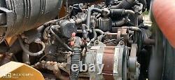 2009 International Maxxforce Diesel Engine 200HP WITH ECM AND WIRING BUS 18 NEL