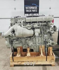 2014 Detroit Diesel DD16 Engine 600HP
