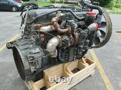 2014 Paccar MX13, 455 HP, Warranty, LOW MILES, Kenworth, Peterbilt