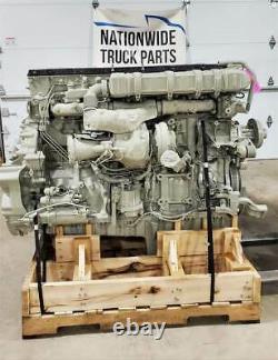 2015 Detroit Diesel DD15 Engine 472906S 505HP for Sale