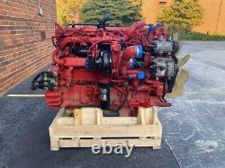 2016 Cummins ISX 15 Diesel Engine 450HP