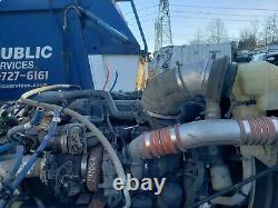 2017 Kenworth Paccar Mx-13 Engine HP @ 455 S/n# Y113301 Fam Gpcrh12.9m01
