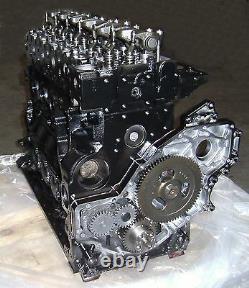 6.7 Cummins Remanufactured Diesel Long Block Engine