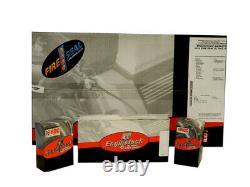 96-02 Fits Chevrolet GMC 350 5.7L V8 VORTEC Gaskets Rings Bearings Re-Ring Kit