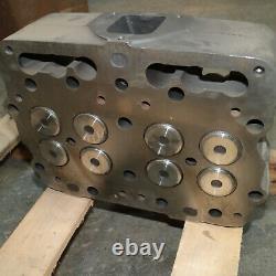 AS-IS ReMan Cummins Big Cam IV 855 88NT Diesel Engine Cylinder Head 3050419 NOS