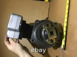 Air Compressor for CUMMINS ISX Volvo, Intrenational, Kenworth, Peterbilt trucks