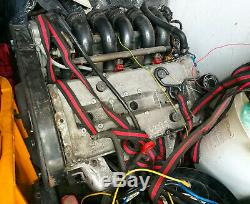 Alfa romeo lancia busso V6 3.0 engine
