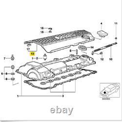 BMW Z3 E36 Engine M Power Decorative Cover 11121403343 NEW GENUINE