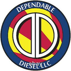 Belt Tensioner Pulley for Detroit Series 60. # 681250E Ref# 23527565 23520317