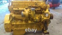 CATERPILLAR 3126 Engine GOOD TESTED RUNNER! 7AS 210HP CAT 70 PIN ECM